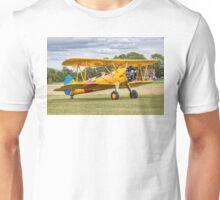 Boeing Stearman N2S-3 586 N74650 Unisex T-Shirt
