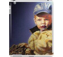 The Golden Child iPad Case/Skin