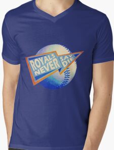 RALLY!! Mens V-Neck T-Shirt