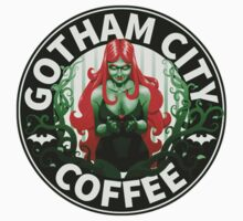 Gotham City Coffee by PenguinPlot
