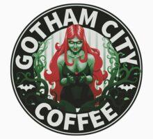 Gotham City Coffee by PenguinPlot