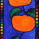 Three Mandarins by TangerineMeg