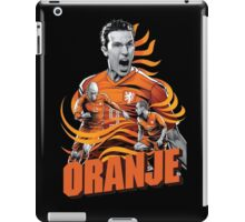 -SPORTS- Oranje Netherland iPad Case/Skin