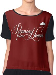 Pennies from Heaven Chiffon Top