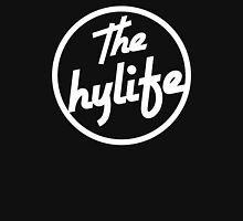 The Hy Life Circular Logo Black Unisex T-Shirt