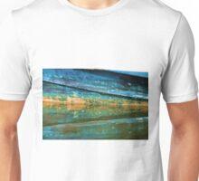 Dark blue reflections Unisex T-Shirt