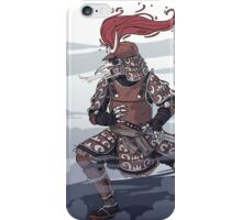 Samurai Skull iPhone Case/Skin