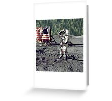 Spacewoods Greeting Card