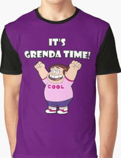 "IT""S GRENDA TIME! Graphic T-Shirt"