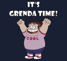 "IT""S GRENDA TIME! One Piece - Long Sleeve"