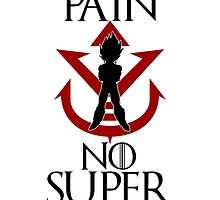 No Pain No SUPER SAIYAN- Exclusive Edition! by TheRising