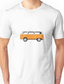 Tin Top Early Bay standard orange and white Unisex T-Shirt
