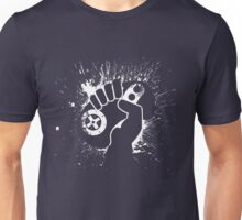Sega Genesis Controller Splat Unisex T-Shirt