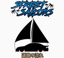 street sailors / with AU yacht  Unisex T-Shirt