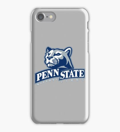 PENN STATE NITTANY LIONS UNIVERSITY iPhone Case/Skin