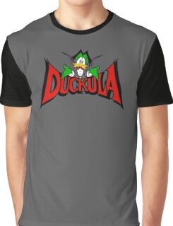 DUCKULA Graphic T-Shirt
