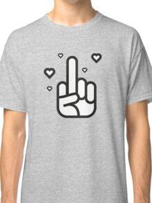F**k u my love. Classic T-Shirt