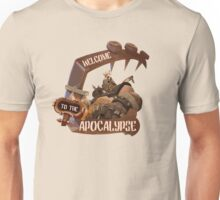 Roadpocalyopse Unisex T-Shirt
