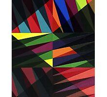 Fruit Stripes Photographic Print