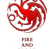 House Targaryen by richarddd169