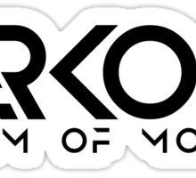 Freedom of Movement  Sticker