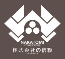 NAKATOMI PLAZA - DIE HARD BRUCE WILLIS (WHITE) Baby Tee