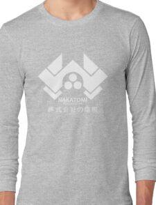 NAKATOMI PLAZA - DIE HARD BRUCE WILLIS (WHITE) Long Sleeve T-Shirt