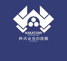 NAKATOMI PLAZA - DIE HARD BRUCE WILLIS (WHITE) Unisex T-Shirt