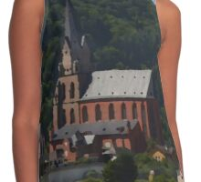 Church Of Our Lady Oberwesel Contrast Tank
