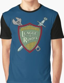 League Of Robots! Graphic T-Shirt