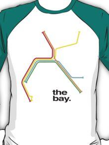 the bay. T-Shirt
