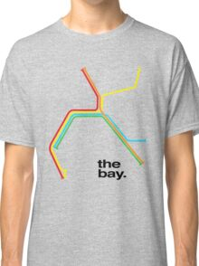 the bay. Classic T-Shirt