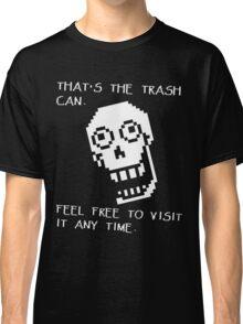 Papyrus - Undertale Quotes Classic T-Shirt
