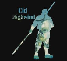 Cid Highwind by grantthegreat68