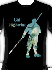 Cid Highwind T-Shirt