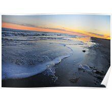 Beach Bum Bliss Poster