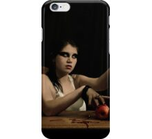 The apples are poisoned iPhone Case/Skin