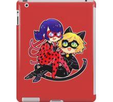 Miraculous Ladybug & Chat Noir iPad Case/Skin