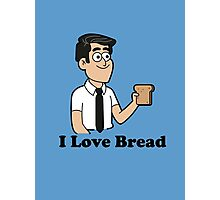 Tad Strange Loves Bread Photographic Print
