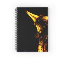 Angled Tower Spiral Notebook