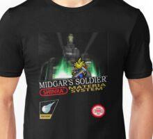 Final Fantasy VII Nintendo Style Unisex T-Shirt
