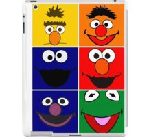 Sesame Street 2 iPad Case/Skin