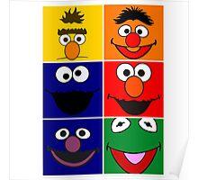 Sesame Street 2 Poster