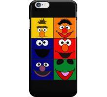 Sesame Street 2 iPhone Case/Skin