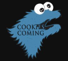 Cookies Are Comming Kids Tee