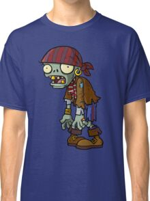 Zombie Pirate Classic T-Shirt