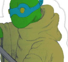 Teenage Mutant Ninja Tonberry Sticker