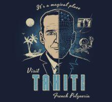 Visit Tahiti by Spiritgreen