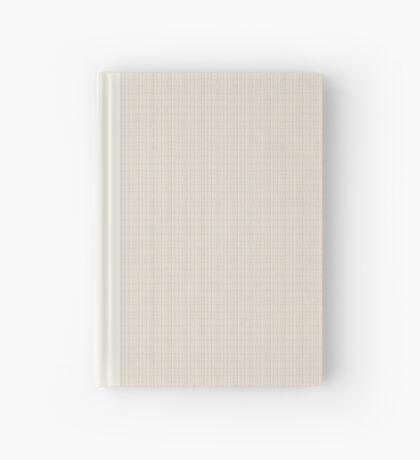 stich pattern Hardcover Journal
