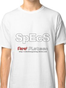 Specs RED Classic T-Shirt